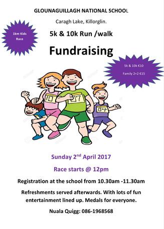 5km & 10km Fun Run - April 2nd