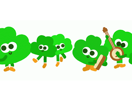 IRISH CELEBRATIONS AND DERIVATIONS: A ST PATRICK'S DAY GUIDE TO WORDS
