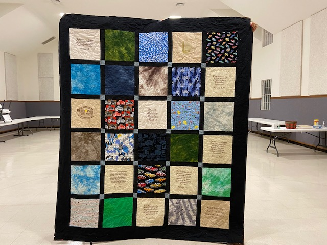 Youth Minister Quilt
