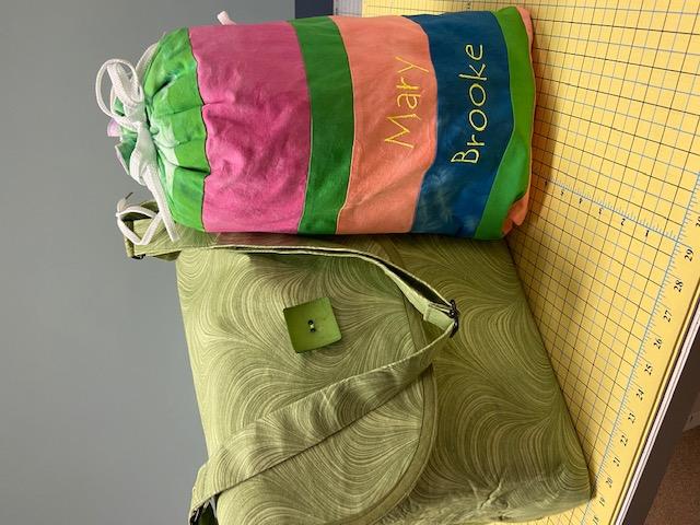 Diaper Bag & Quilt Bag