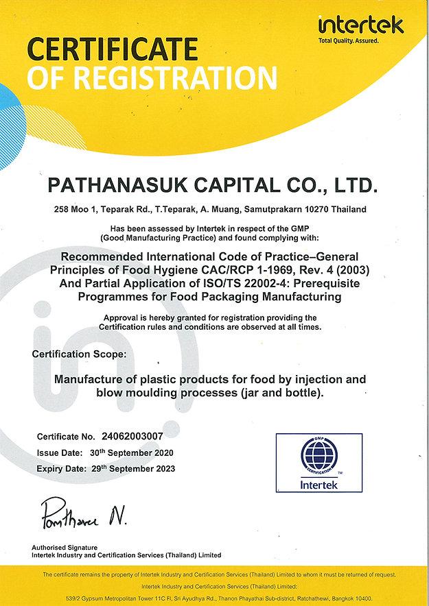 TC 3665-MA-Pathanasuk Capital Co.,Ltd. (