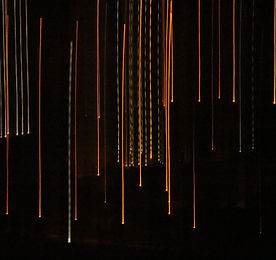 Абстрактные огни