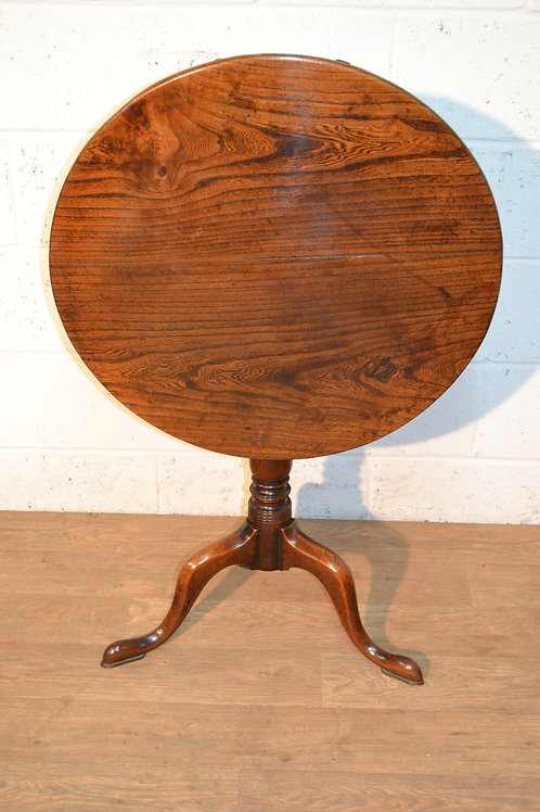 18th Century tip top table