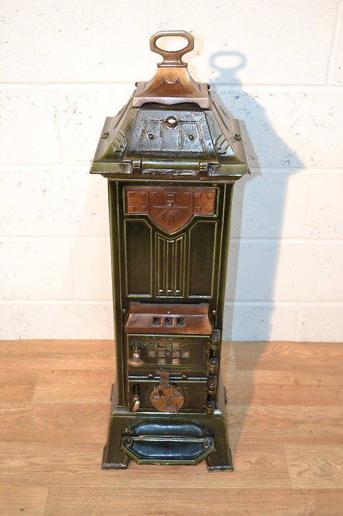Art deco French stove