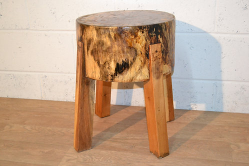 Side table, stool, jardineer