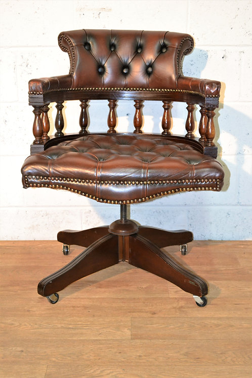 Captains office chair