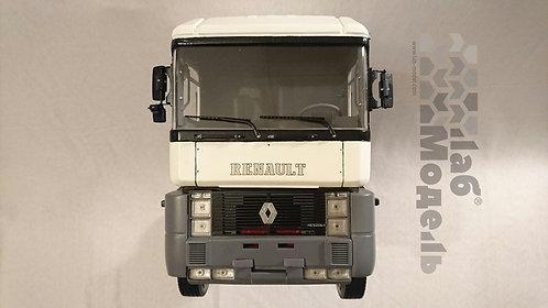 Renault Magnum 1990. Масштаб 1:14. Собранная готовая модель
