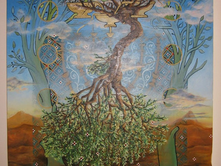 The Ashvattha Tree: the Tree of Life