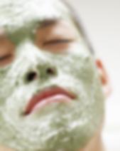 Natural Ingredient ansiktsmaske