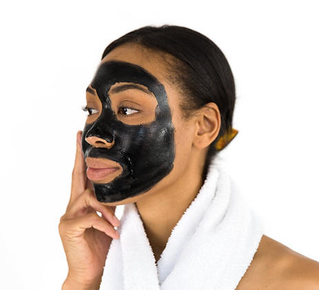 Activated Charcoal Clay Mask - Dry Mix