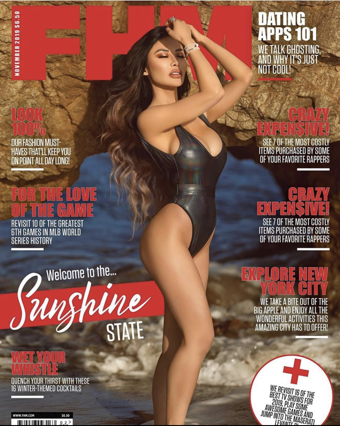 FHM Soreya Sunshine