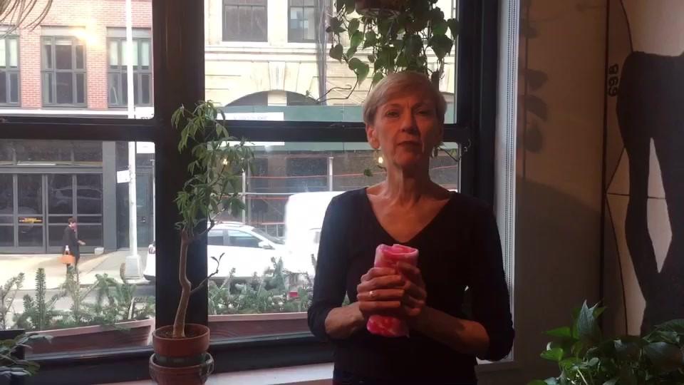 キャサリン・サリバン先生からのビデオメッシージ from ニューヨーク