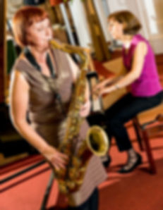 Counterpoint Piano and Saxophone Duo UK