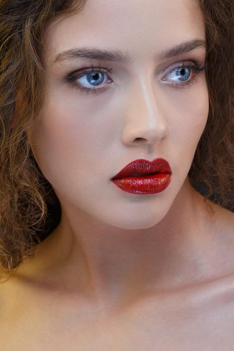 Le rouge à lèvre!