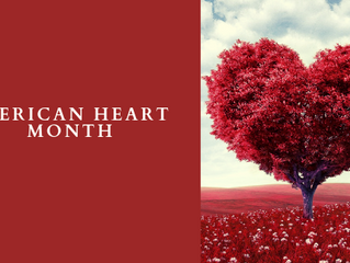 How's Your Heart? It's National Heart Health Month!
