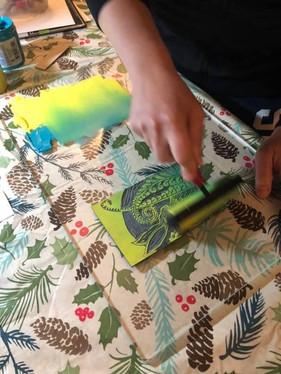 Leslie printing at home workshop.jpg