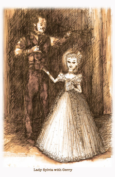 Lady Sylvia and Gerry