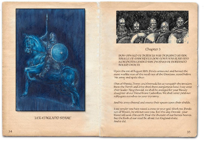 Pages from the Book of Penda