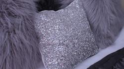 Glam Bedding