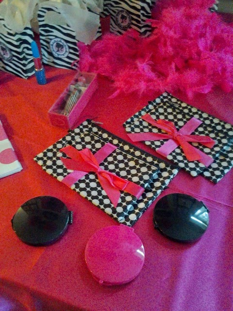 Barbie Party Design