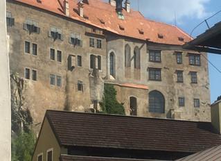 Český Krumlov July 2018