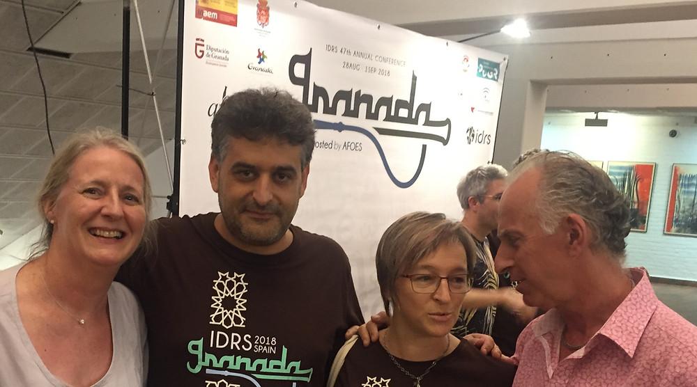 Judy, José Massmano, Sarah Roper, Joe