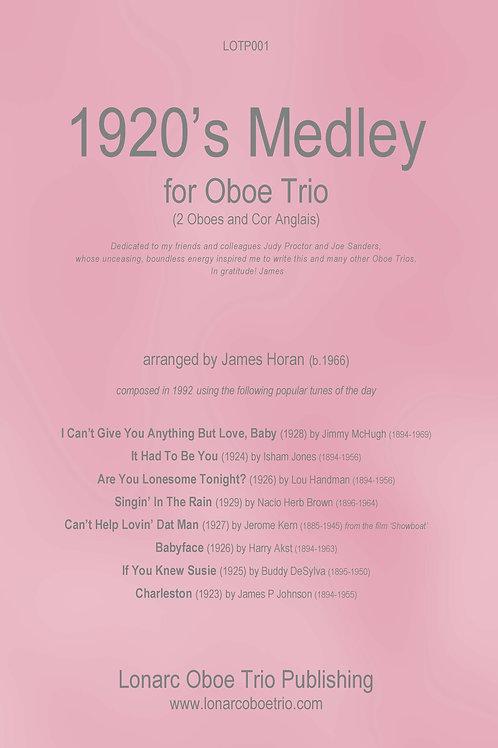 1920's Medley