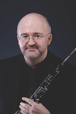 James Horan principal cor anglais    BBC