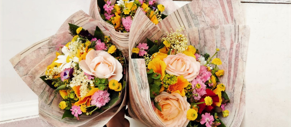 Ljubičine ruže