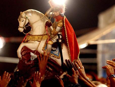 Ogum, traga-nos a Paz com tua Espada de Luz - 23 de abril: salve Ogum