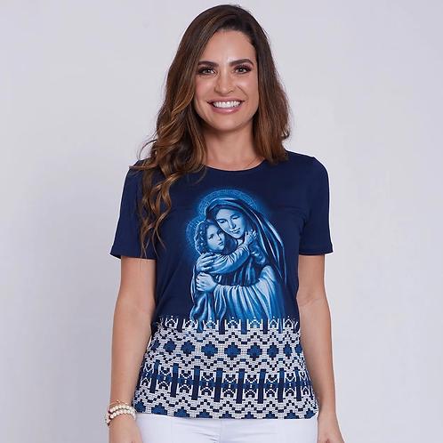 Blusa Nossa Senhora com Menino Jesus