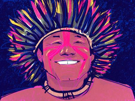 Literatura Indígena: (Re)existência!