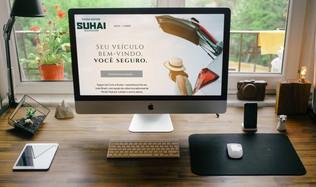 Website - Corretora Toledo