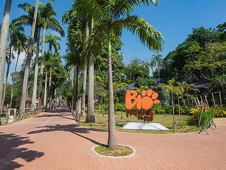 Novo zoo na Quinta da Boa Vista já está aberto ao público