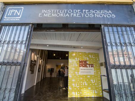 Conheça o maior cemitério de escravos das Américas - Instituto Pretos Novos, no Rio de Janeiro