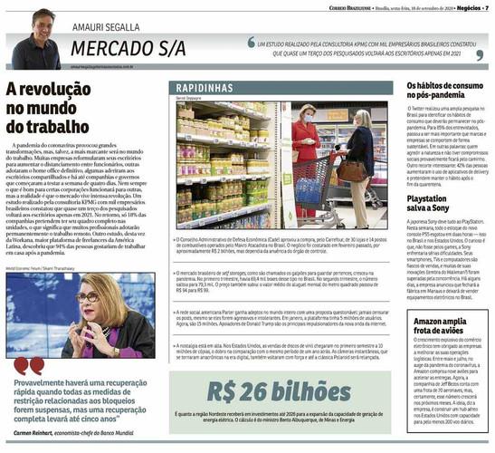 Mercado S/A