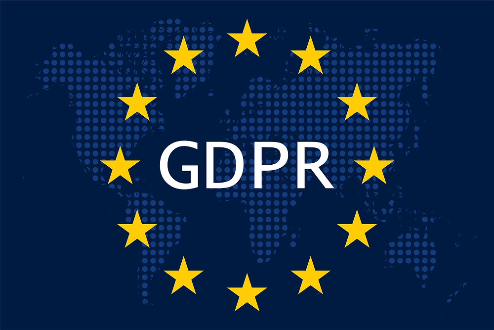Europe's general data protection regulation globalized.