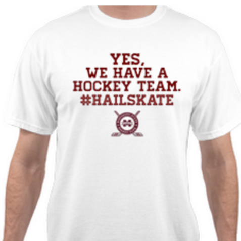 We Have a Hockey Team T-Shirt