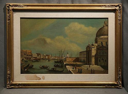 Venetian Landscape, 19th Century