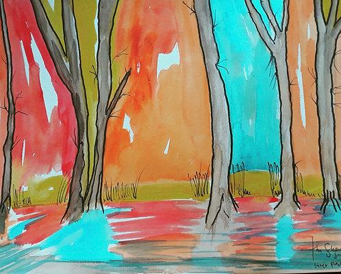Inner Forest Autumn