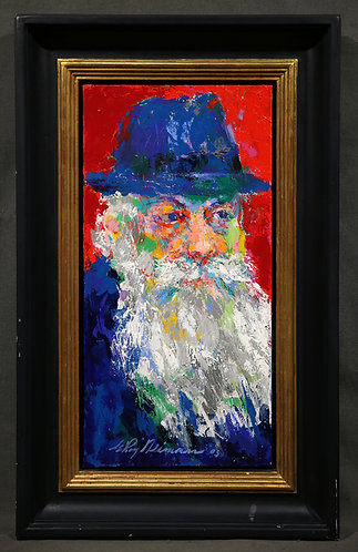 Rebbe - Leroy Neiman
