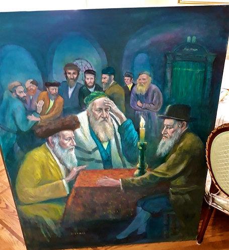 Sanhedrin - Ribak