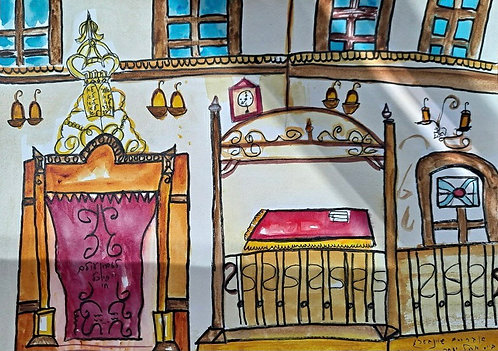 Chassam Sofer Synagogue