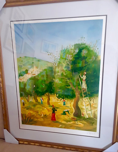 Castel - Picking the Olives
