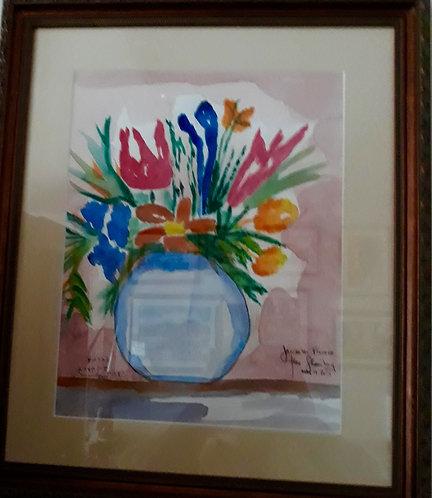 Jerusalem Bouquet