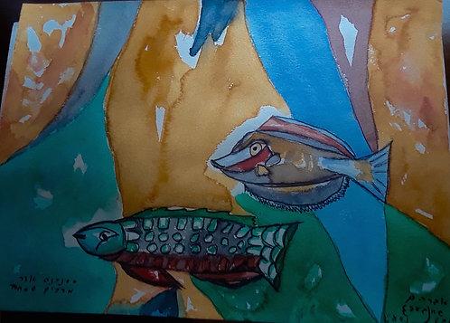 ADAR Fishes