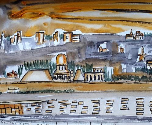 Mt. Olives - Jerusalem