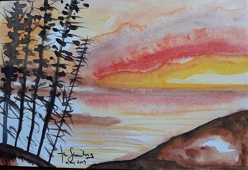 Kinneret Sunrise
