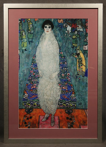 KLIMT- Abstract Woman