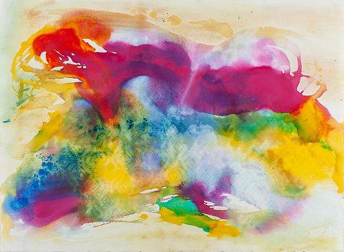 IOTA - watercolor